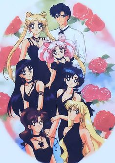 What's up with Usagi's left eyebrow?
