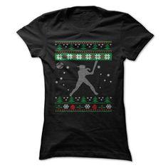 Softball Christmas - #christmas gift #boyfriend gift. GUARANTEE => https://www.sunfrog.com/Holidays/Softball-Christmas.html?68278