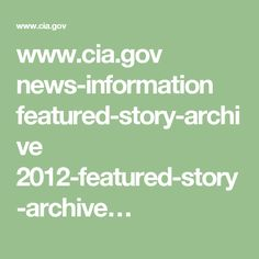 www.cia.gov news-information featured-story-archive 2012-featured-story-archive…