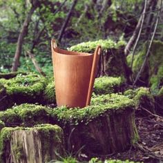 Oval fra Heggen er papirbøtta over alle papirbøtter! Nordisk design på sitt beste!