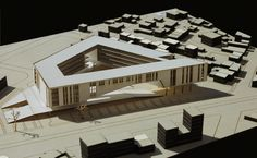 https://www.facebook.com/thehienkientrucdotcom Văn phòng thương mại và xây dựng công nghiệp thành phố MERSIN - THỔ NHĨ KỲ ( KTS ZIYA IMREN + ONAT ÖKTEM)