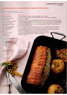 Revista bimby 2015 março por Ricardo Fernandes Betty Crocker, Make It Simple, Nom Nom, Paleo, Food And Drink, Dessert Recipes, Yummy Food, Favorite Recipes, Healthy Recipes
