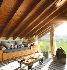 Vivir en una buhardilla · ElMueble.com · Otras estancias