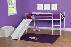 DHP Junior Loft Bed with Slide – Let your kid sleep with joy