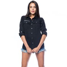 YR MILITARY SHIRT – Young And Reckless
