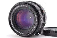 [Exc+++]MAMIYA SEKOR C 80mm f/2.8 N for 645 Pro TL M645 1000s from Japan #226 #Mamiya