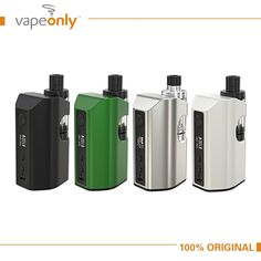 32.00$  Watch now - http://aip17.worlditems.win/all/product.php?id=32784049889 - Original 100W Eleaf Aster RT Kit Electronic cigarette 4400mah Battery and 3.8ml Melo RT 22 Tank Atomizer Aster RT Vaping Kit