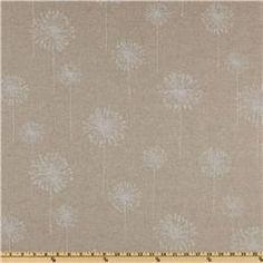 option for family room - Premier Prints Dandelion Cloud/Denton  PS-2174