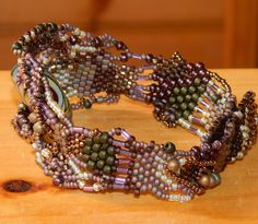 One Kiss Creations Beaded Jewelry: Search results for freeform