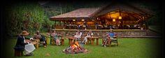 Sanctuary Gorilla Forest Camp - Bwindi Impenetrable Forest Uganda.