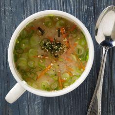 ... Miso Soup Recipe http://www.bonappetit.com/recipe/quick-miso-soup