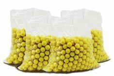 2000 ct- Valken Fate Paintballs  50 cal  Yellow/Yellow Fill-FREE SHIPPING #Va Paintball, Fill, Free Shipping, Yellow