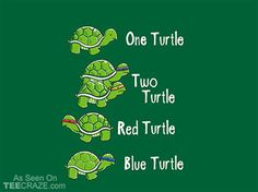 One Turtle Two Turtle