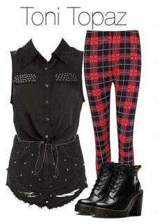 Toni Topaz - Riverdale   fashion favs 11   Pinterest   Topaz Bad girl outfits and Wardrobes