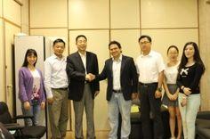 JORNAL CORREIO MS: MARACAJU, MS: Representantes de banco chinês visit...