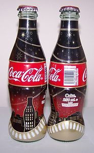 2011 Coca Cola Ramadan Bottle From Turkey Rare!!!