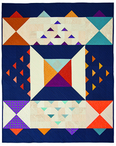 Autumn Hours, pieced and quilted by Daisy Aschehoug. QuiltCon 2017 Award Winners   MQG Community