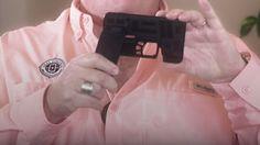 Someone made a handgun that looks like a smartphone