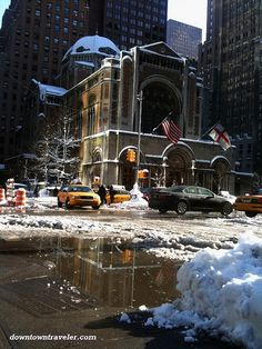 NYC. Manhattan. By Downtown Traveler.  Ken Kaminesky Travel Photography Blog