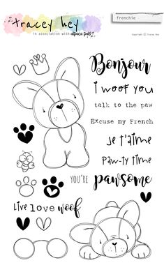 Cute Clipart, Ink Stamps, Cute Icons, Penny Black, Smash Book, Drawing For Kids, Colouring Pages, Digital Stamps, Cute Drawings