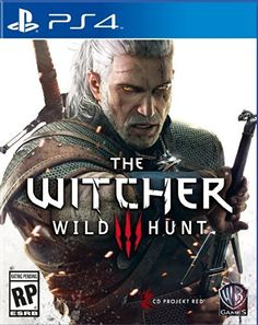 The Witcher 3: Wild Hunt by Warner Home Video