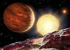 Fifteen-year-old Tom Wagg first spotted the Jupiter-size exoplanet two years ago. Further observations have now confirmed the existence of WASP-142b, which lies about 1,000 light-years from Earth.
