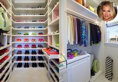 Khloe Kardashian: Fitness Closet