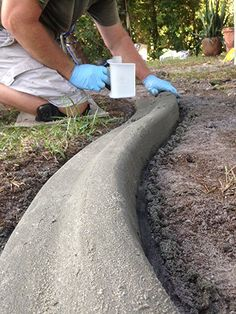 Amazon.com: Curb It Yourself Concrete Trowel: Kitchen & Dining