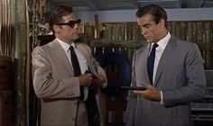 Jack Lord in Dr. No.