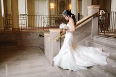 Fairmont Hotel Vancouver Wedding //  Red Carpet Ready Beauty //  The Brock House Wedding // Mikaela Ruth Photography // Gorgeous bride, gorgeous dress