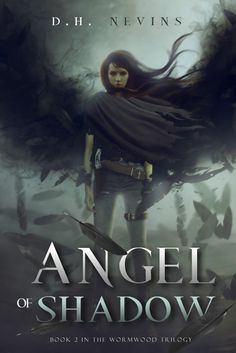 Angel of Shadow Full Cover Reveal - Electively Paige