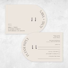 A traditional wedding invitation with a modern edge makes it a perfect combo for today's love affairs. Stationary Design, Wedding Stationary, Printable Wedding Invitations, Invites, Packaging Design, Branding Design, Vehicle Signage, Typography Design, Lettering