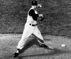 Harvey Haddix pitched 12 perfect innings and lost in the 13th inning 1-0 against the Braves on May 26 1959.