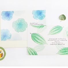 30pcs moon leaves of seasons style postcard say love secret invitation Greeting Cards gift cards Christmas postcard & invitation #Affiliate