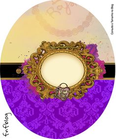 Tubete Oval Ever After High
