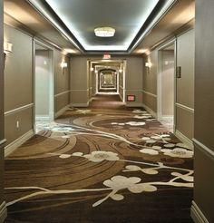 large scale corridor designs