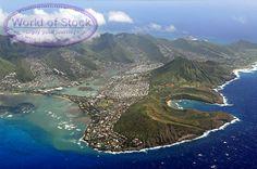 John's hometown: Hawaii Kai