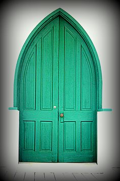 Green Door - Stephanie Perdue Photography