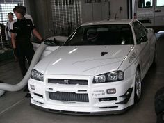 Mines Skyline R34 GTR