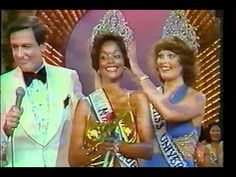 Janelle Penny Commissiong (born June 15, 1953) is a former beauty pagent titleholder. Born in Trinidad and Tobago, she migrated to the United States at the age of 13, and returned to Trinidad and Tobago ten years later. After winning the Miss Trinidad and Tobago title, she went on to be crowned Miss Universe 1977 in Santo Domingo, Dominican Republic.