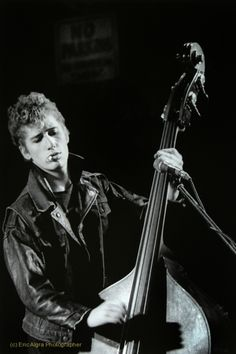 Lee Rocker, Stray Cats