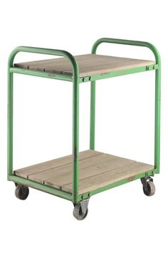 VIP INTERNATIONAL Metal & Wood Cart available at #Nordstrom