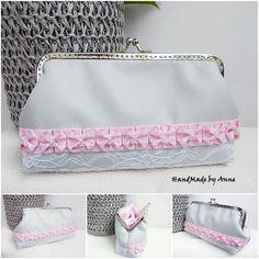 rózsaszín pöttyös mintás Coin Purse, Purses, Wallet, Vintage, Scrappy Quilts, Handbags, Vintage Comics, Purse, Bags