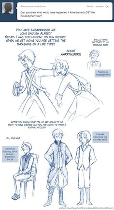 A Very Good Question by Arkham-Insanity on deviantART <<< I wonder how history would have turned out if America did lose the revolutionary war??