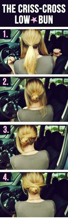 quick-hairstyle-tutorials-for-office-women-36