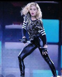 Madonna came in number one on the Forbes List of Highest paid musicians for beating out Lady Gaga, Justin Bieber and Taylor Swift.