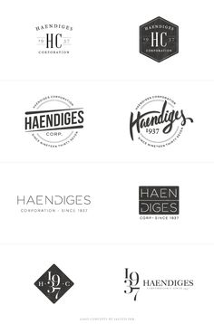 Small Business Branding by Salted Ink Digital Design Co. - California