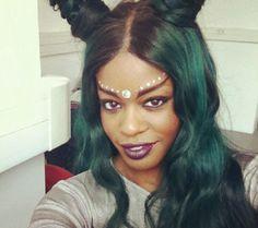 Azealia Banks, Funky mermaid style