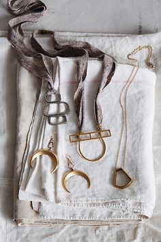 pretty jewelry from anthropologie