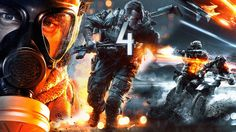 Battlefield 4 HD Wallpaper 2013